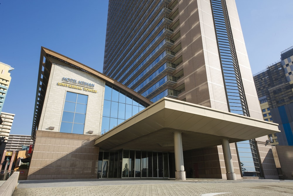 Front of Property, Hotel Keihan Universal Tower