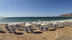 Plage privée à proximité, navette gratuite vers la plage