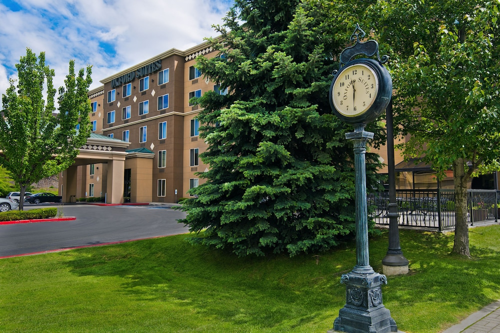 Front of Property, Oxford Suites Downtown Spokane