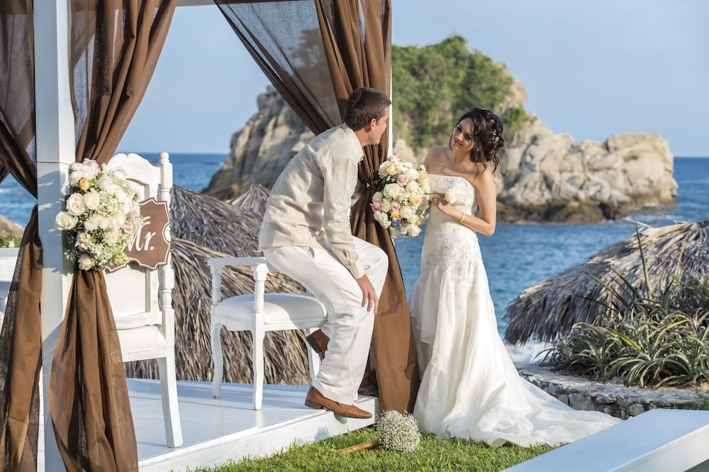 Outdoor Wedding Area, Barceló Huatulco - All Inclusive