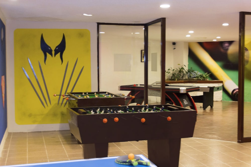 Game Room, Barceló Huatulco - All Inclusive
