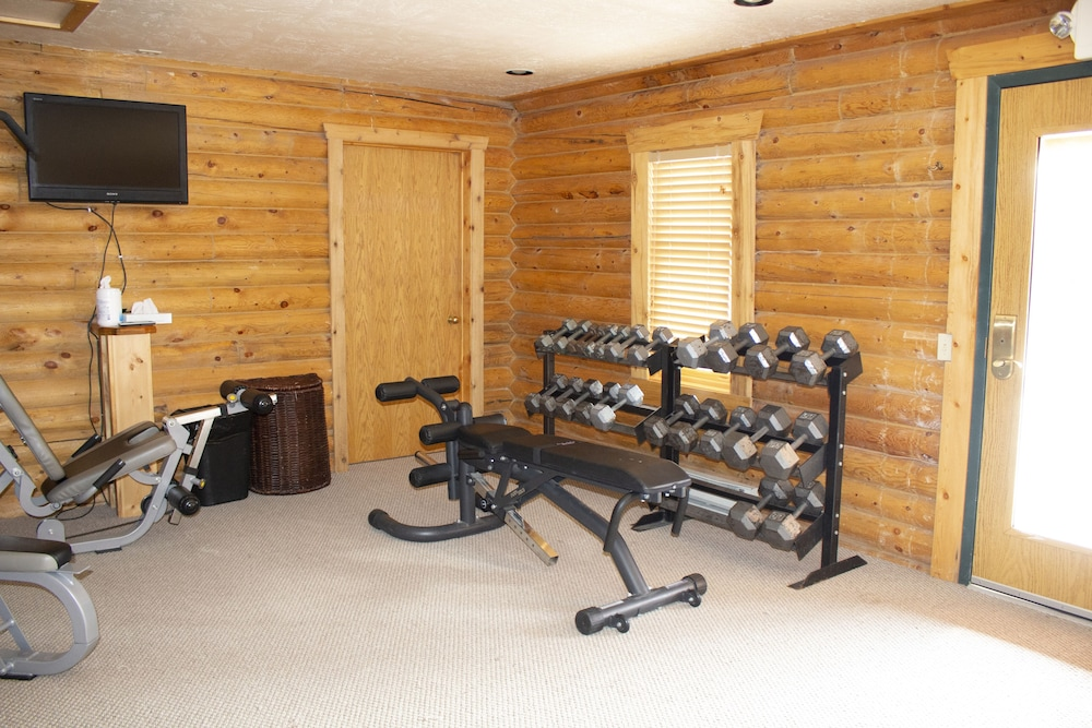 Fitness Facility, Teewinot Lodge by Grand Targhee Resort