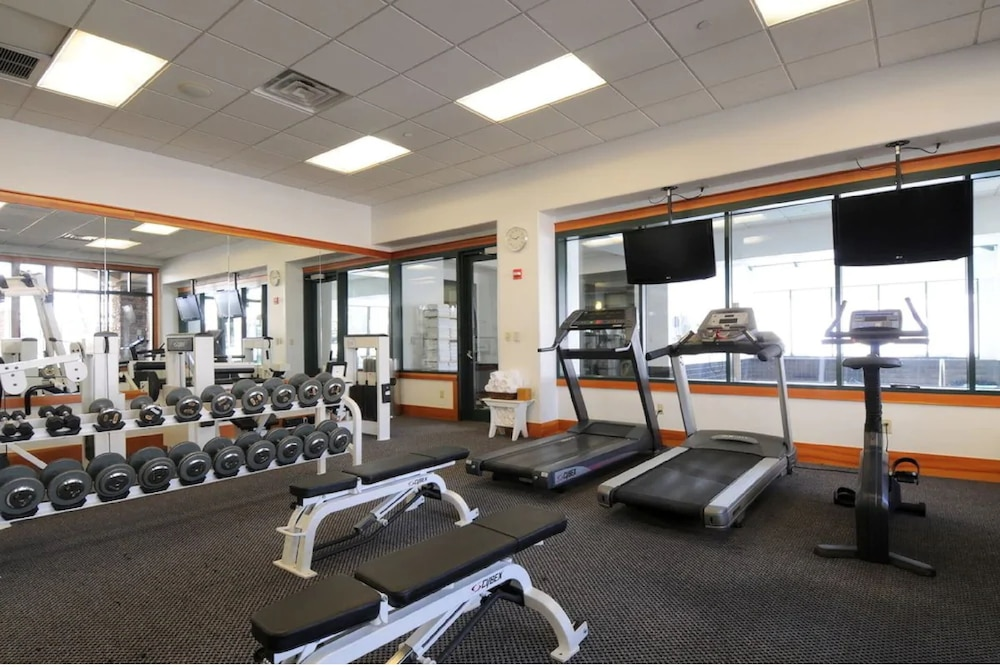 Gym, The Summit Hotel at Big Sky Resort