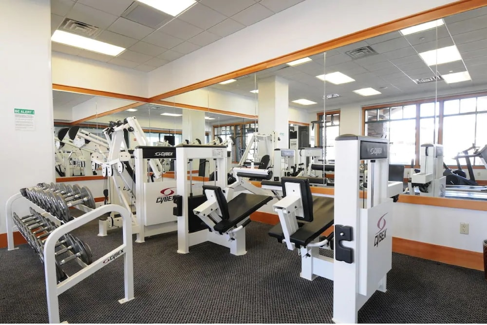 Fitness Facility, The Summit Hotel at Big Sky Resort