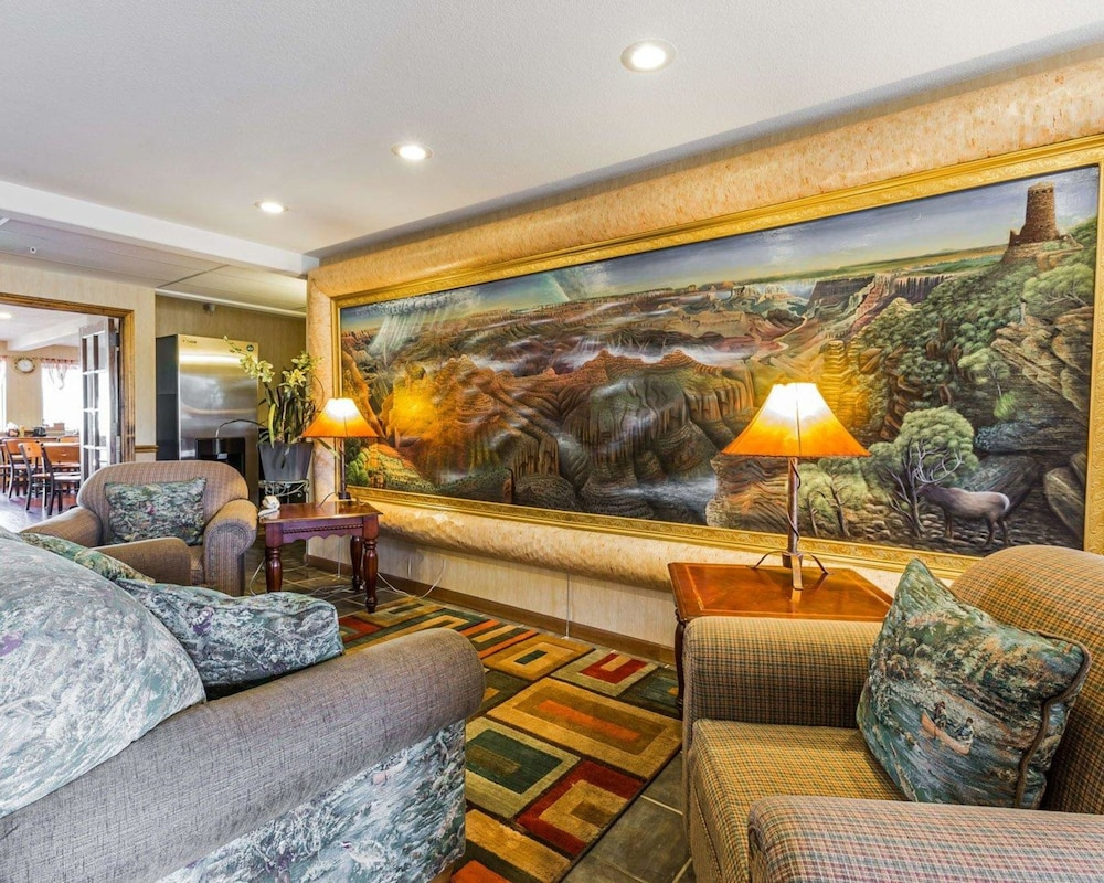 Lobby, Econo Lodge Pagosa Springs