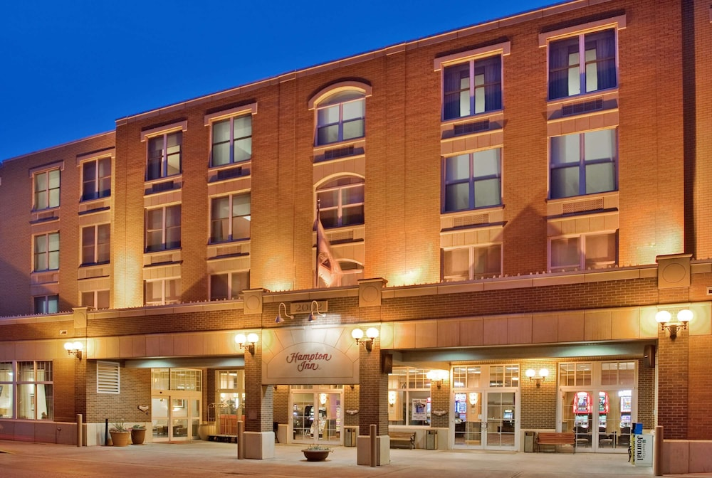 Exterior, Hampton Inn Deadwood at Tin Lizzie Gaming Resort, SD