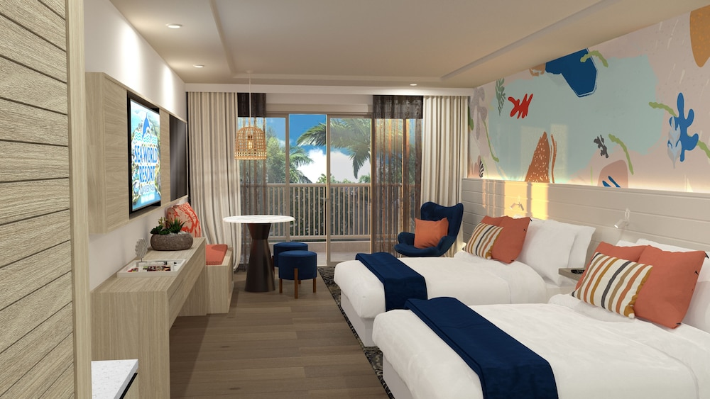 Room, Sea World Resort