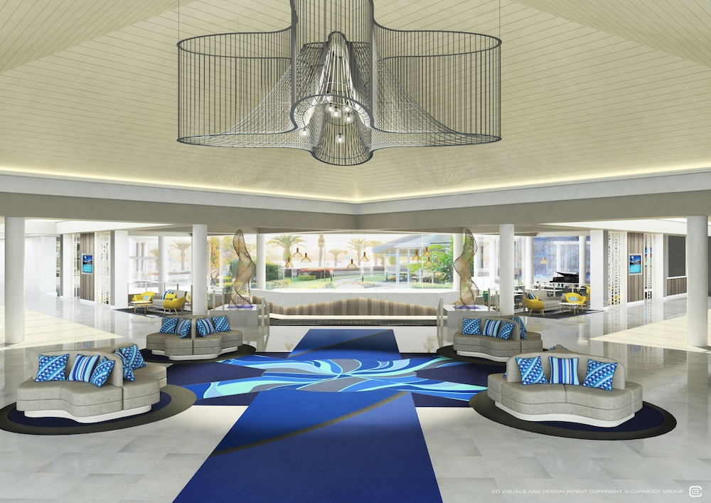 Lobby Sitting Area, Sea World Resort