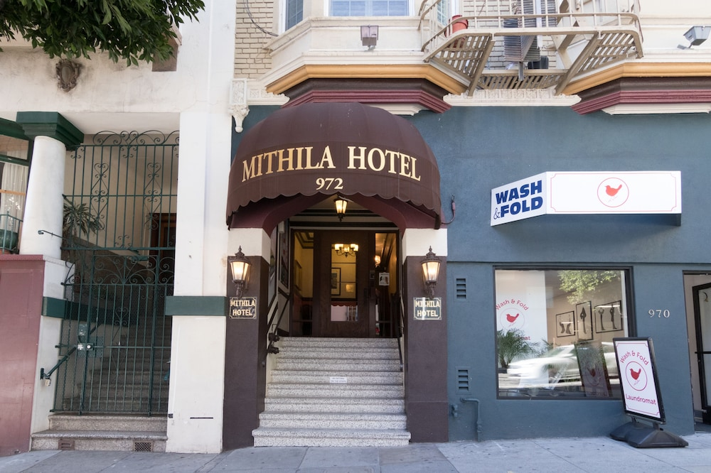 Front of Property, Mithila Hotel