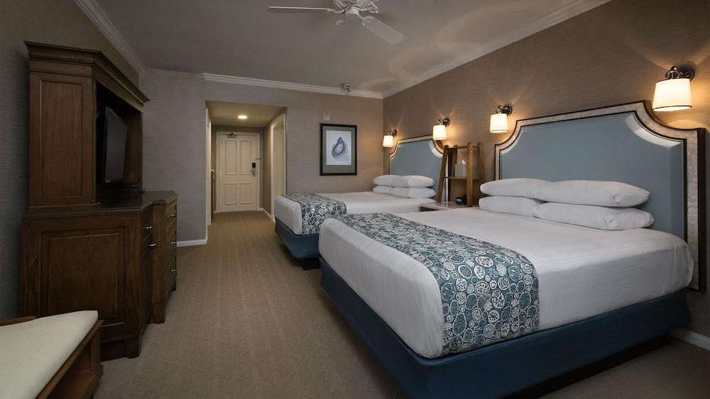 Room, Disney's Beach Club Resort