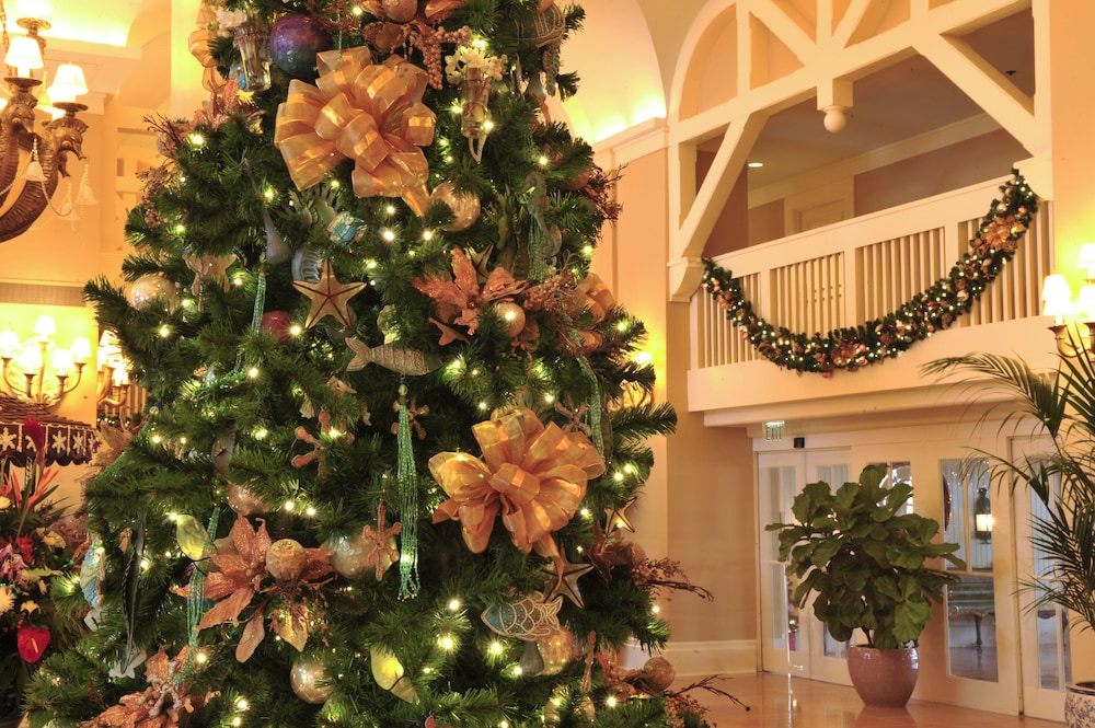 Lobby, Disney's Beach Club Resort