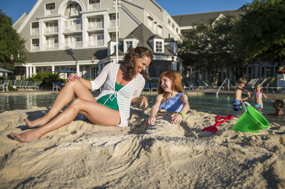 Children's Activities, Disney's Beach Club Resort