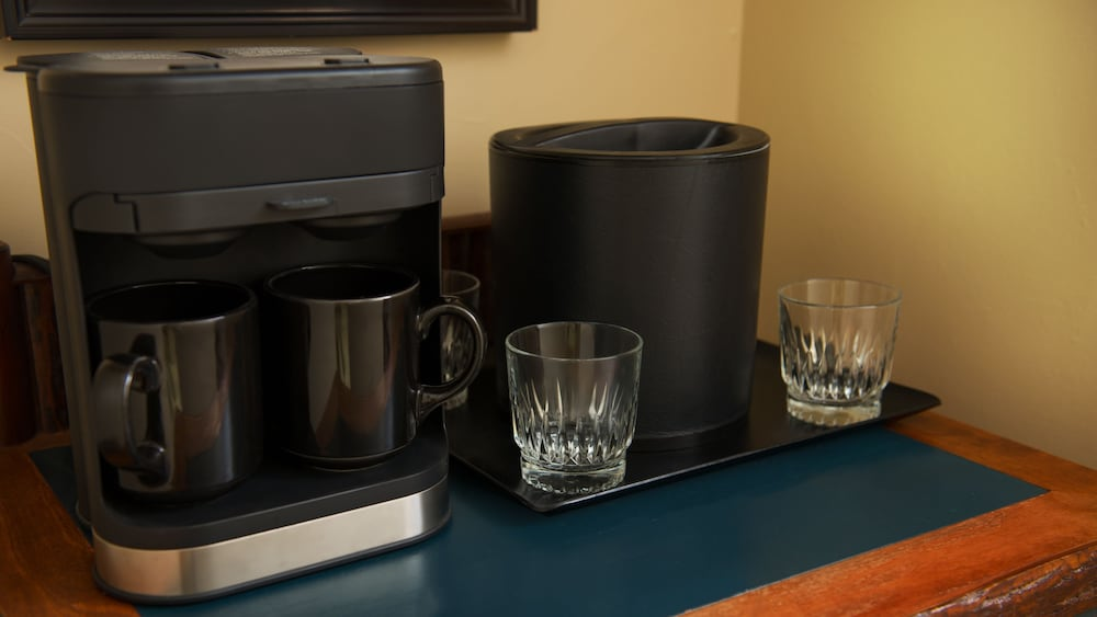 Coffee and/or Coffee Maker, Disney's Wilderness Lodge