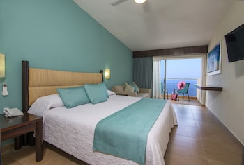 Luxury Suite, Ocean View - Guestroom