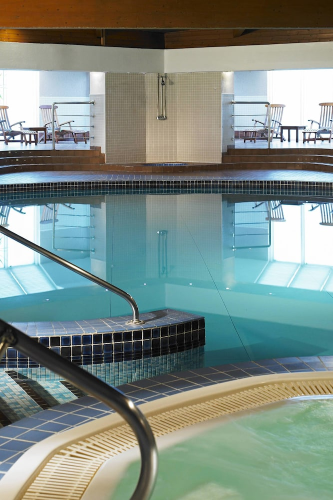 Indoor Pool, Edinburgh Marriott Hotel