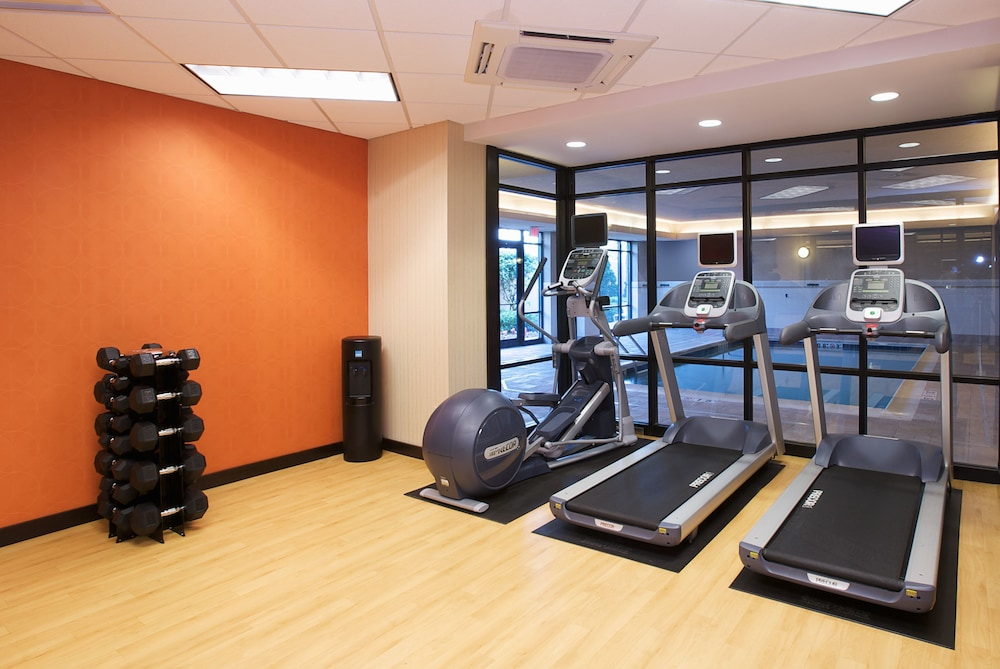 Fitness Facility, Courtyard by Marriott Louisville Airport