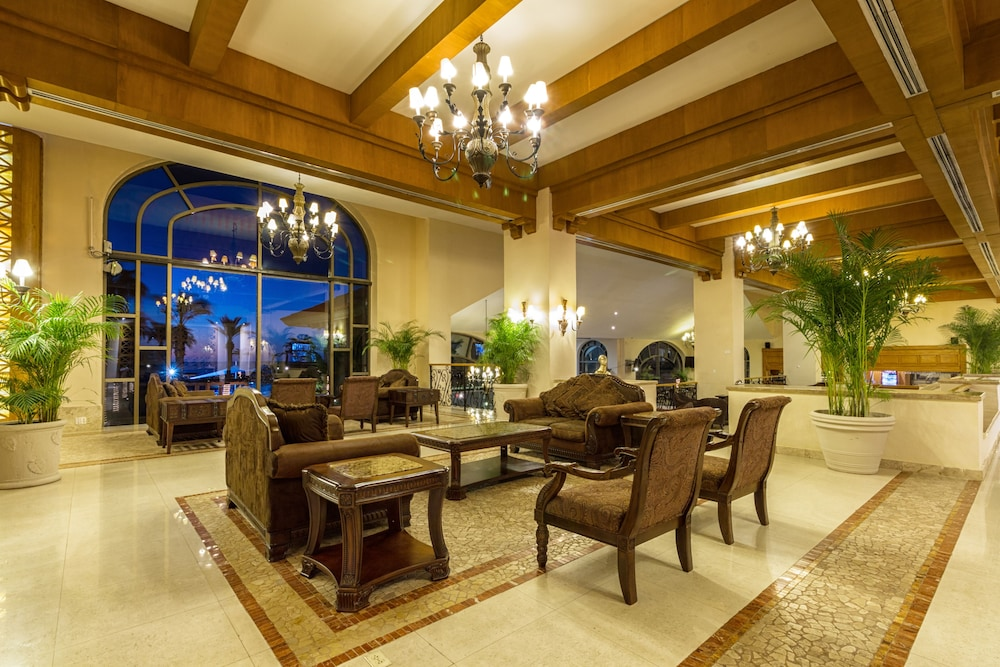 Lobby Sitting Area, Royal Solaris Los Cabos & Spa - All Inclusive