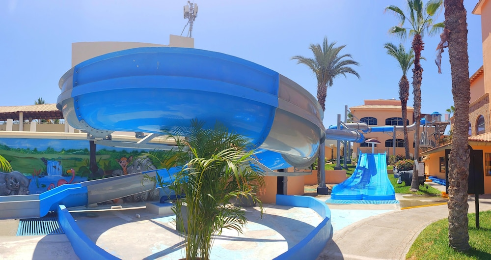 Waterslide, Royal Solaris Los Cabos & Spa - All Inclusive