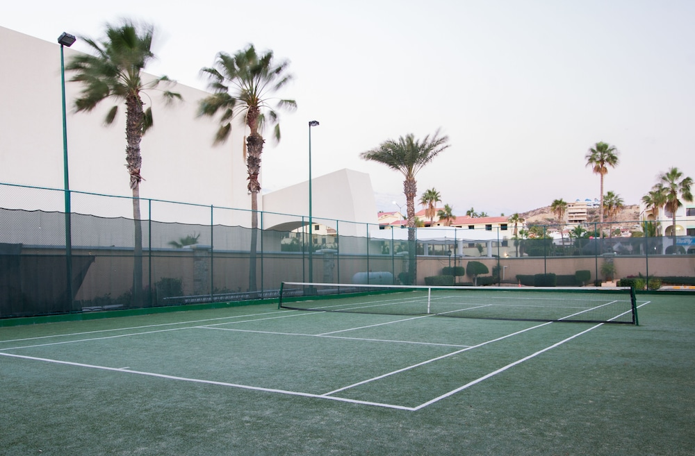 Tennis Court, Royal Solaris Los Cabos & Spa - All Inclusive