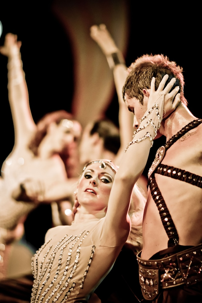 Theater Show, Royal Solaris Los Cabos & Spa - All Inclusive