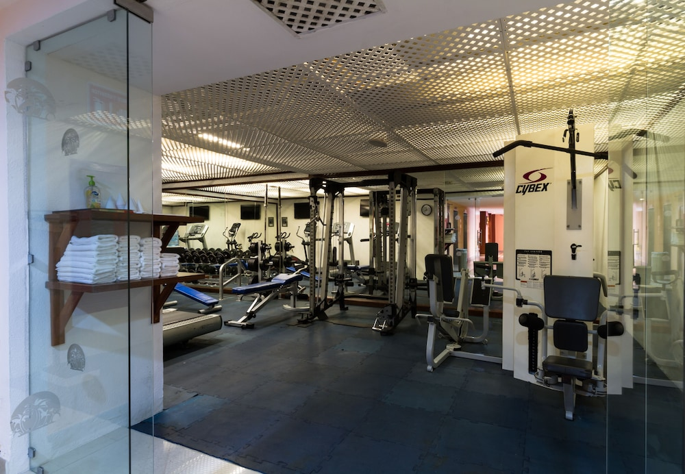 Gym, Royal Solaris Los Cabos & Spa - All Inclusive