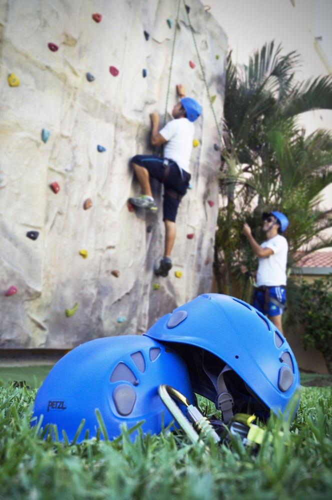 Outdoor Rock Climbing, Royal Solaris Los Cabos & Spa - All Inclusive