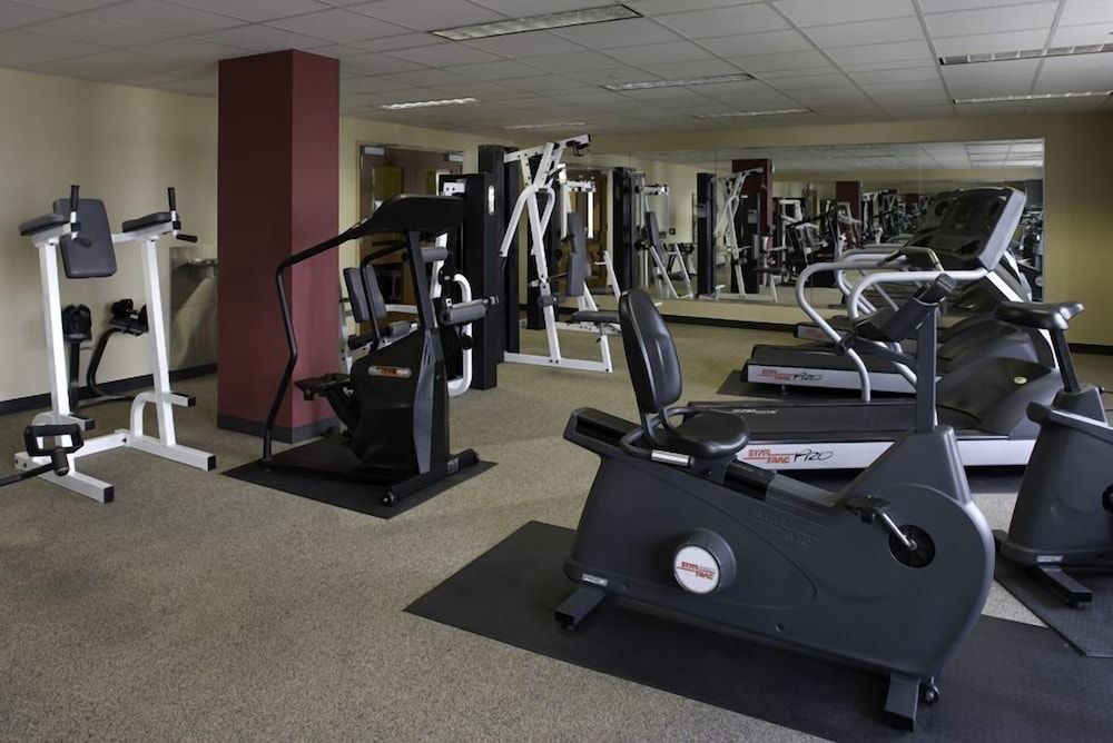 Fitness Facility, The Blackwell Inn and Pfahl Conference Center