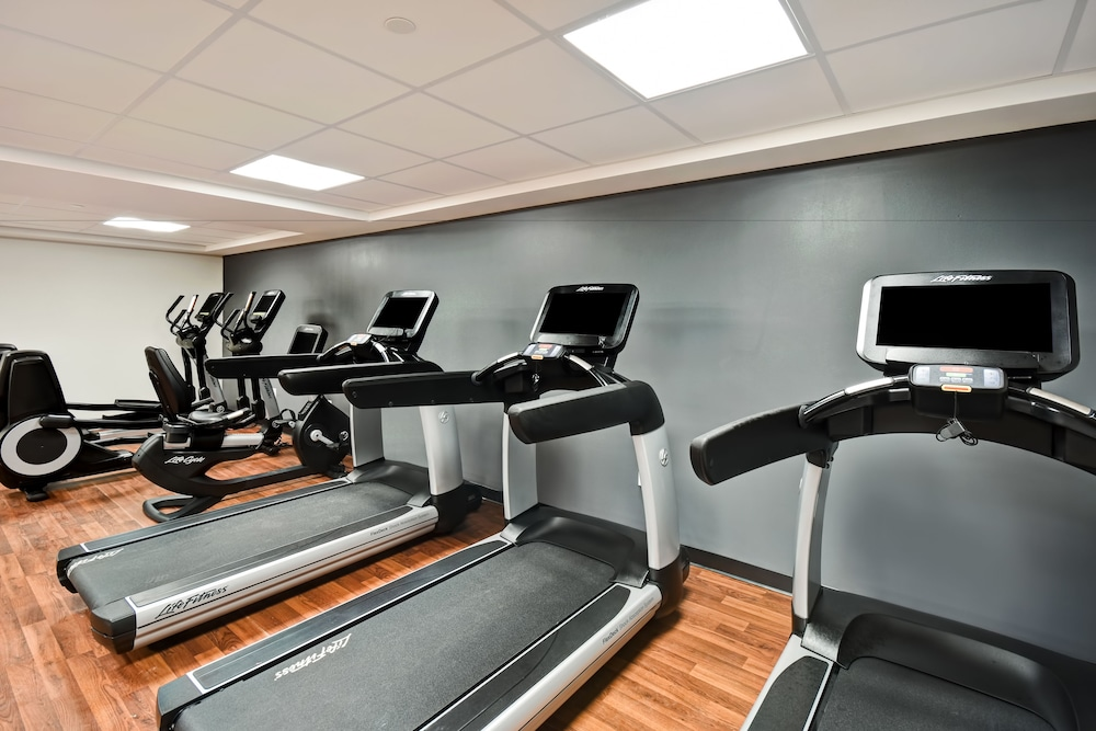 Fitness Facility, DoubleTree by Hilton Deadwood at Cadillac Jack's