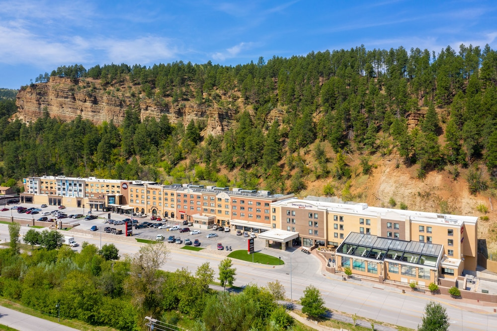 Aerial View, DoubleTree by Hilton Deadwood at Cadillac Jack's