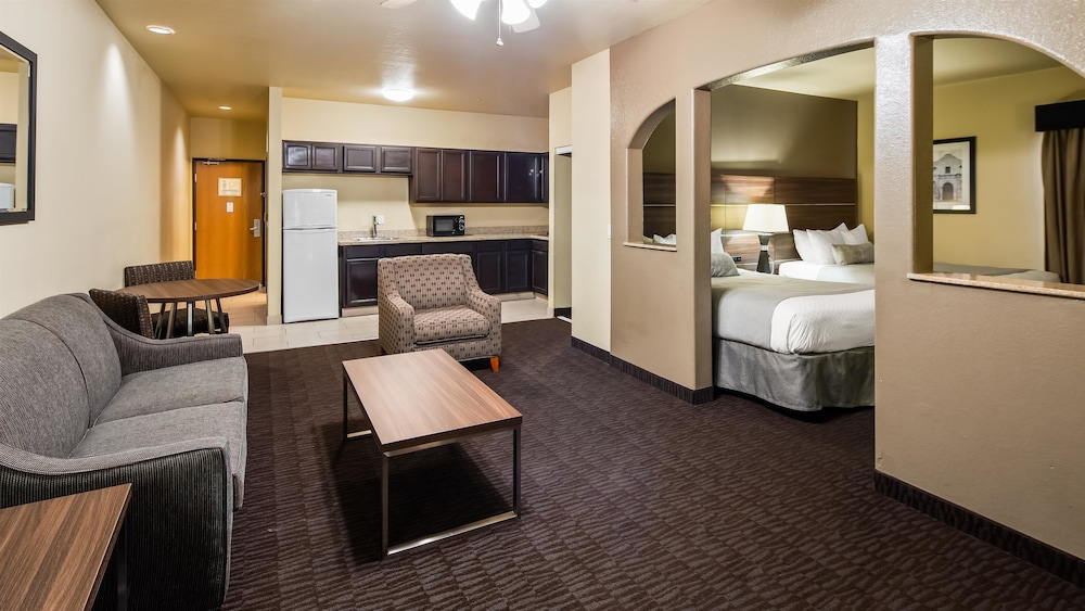 Room, Best Western Plus Hill Country Suites