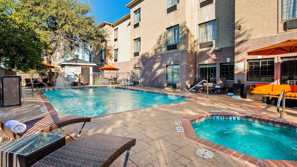 Pool, Best Western Plus Hill Country Suites