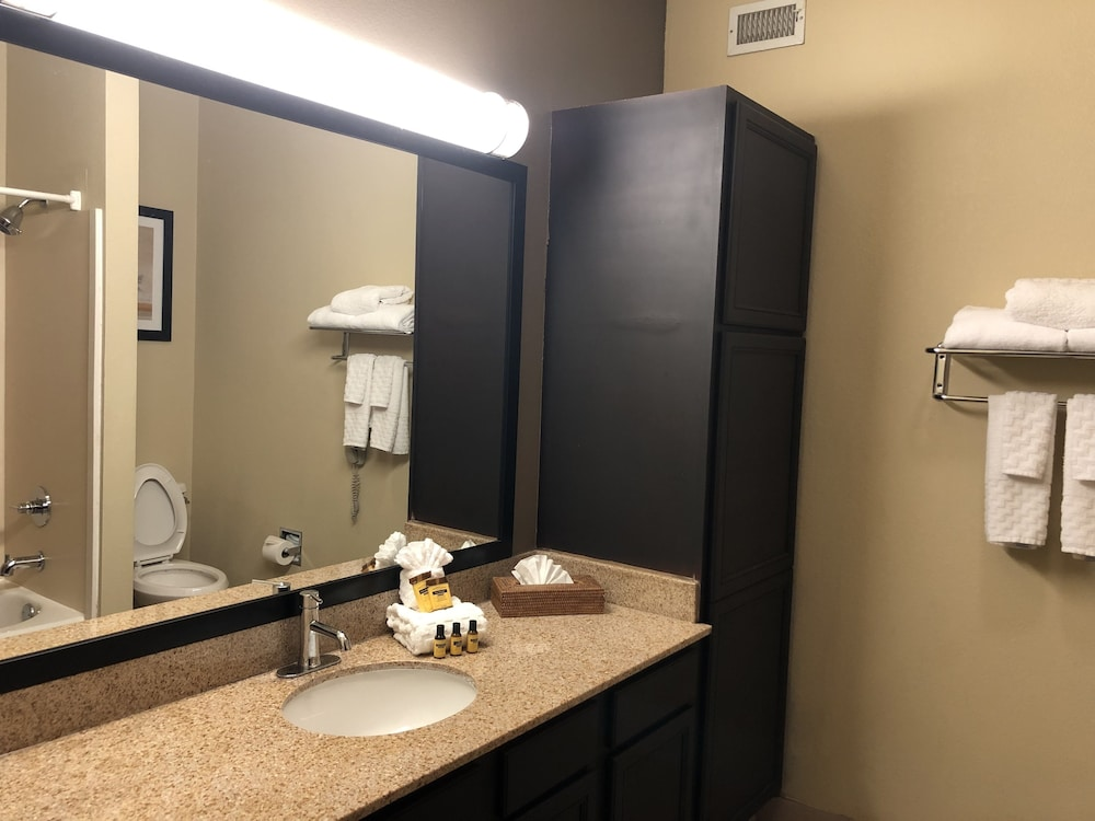 Bathroom, Best Western Plus Hill Country Suites