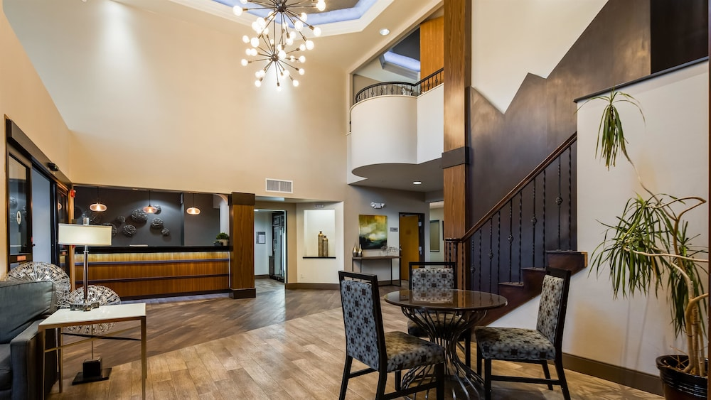 Lobby, Best Western Plus Hill Country Suites