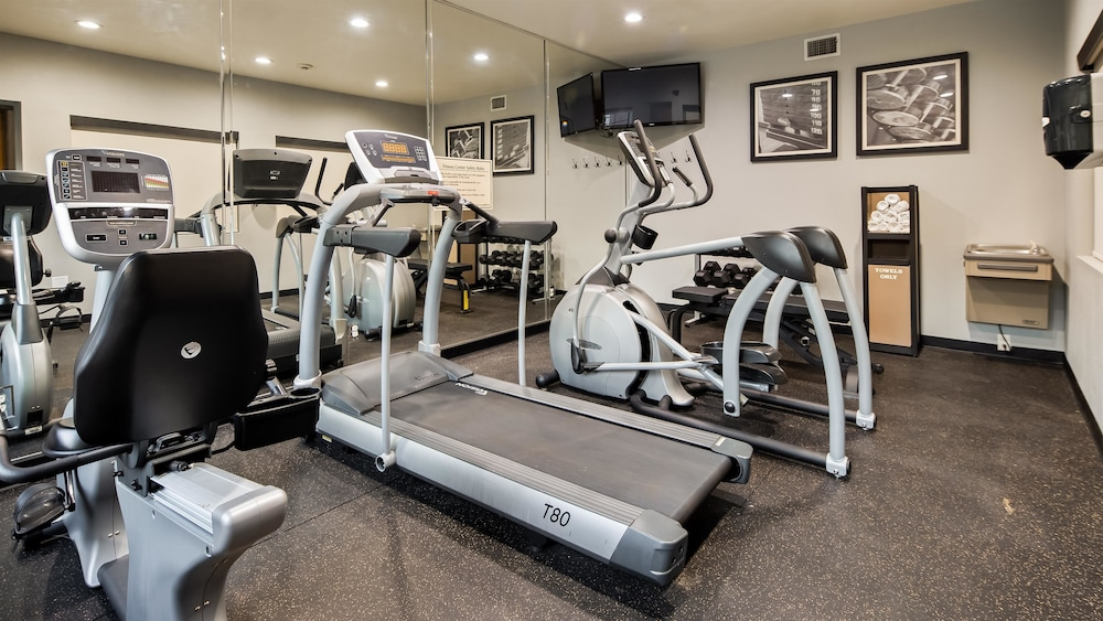 Fitness Facility, Best Western Plus Hill Country Suites