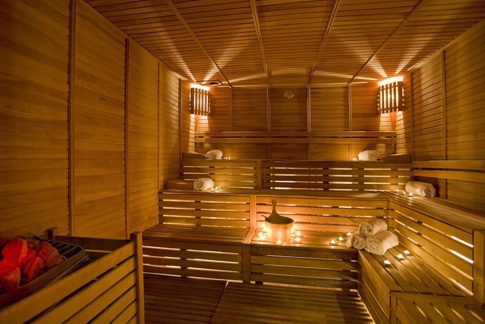 Sauna, Best Western Plus Khan Hotel