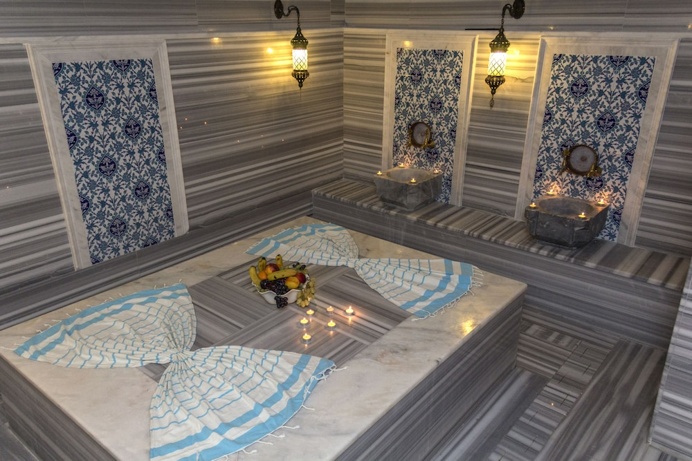 Turkish Bath, Best Western Plus Khan Hotel