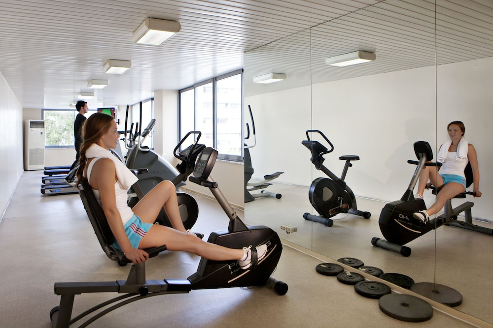 Fitness Facility, Best Western Plus Khan Hotel