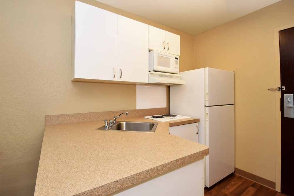Private Kitchen, Extended Stay America Austin - Northwest - Lakeline Mall