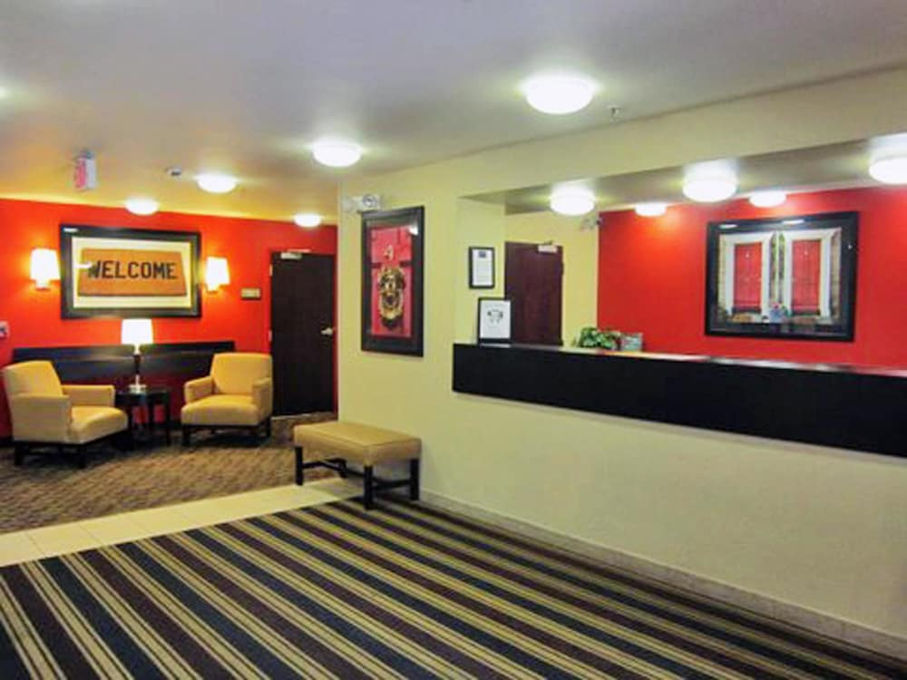 Lobby, Extended Stay America Austin - Northwest - Lakeline Mall