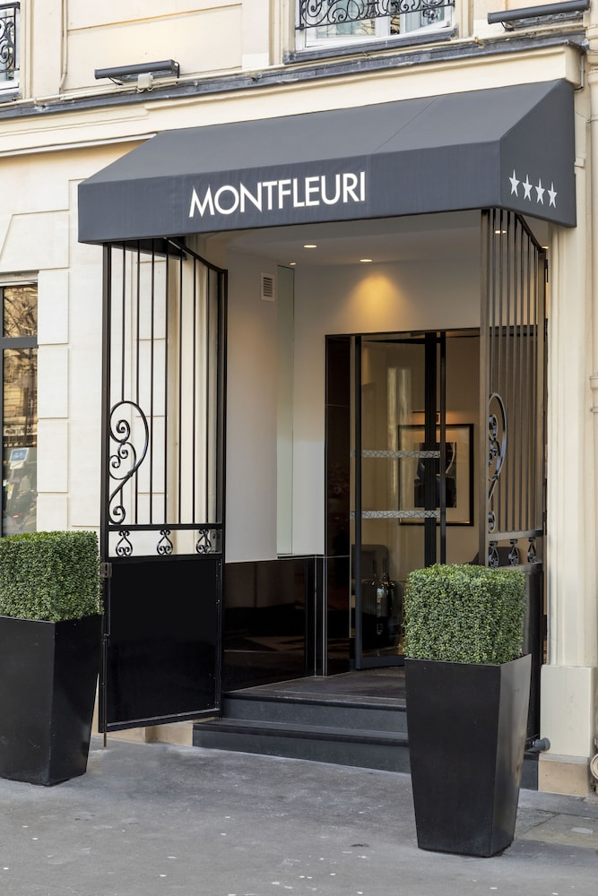 Front of Property, Montfleuri Hotel