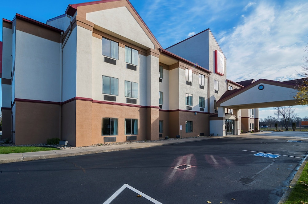 Exterior, Red Roof Inn South Bend - Mishawaka