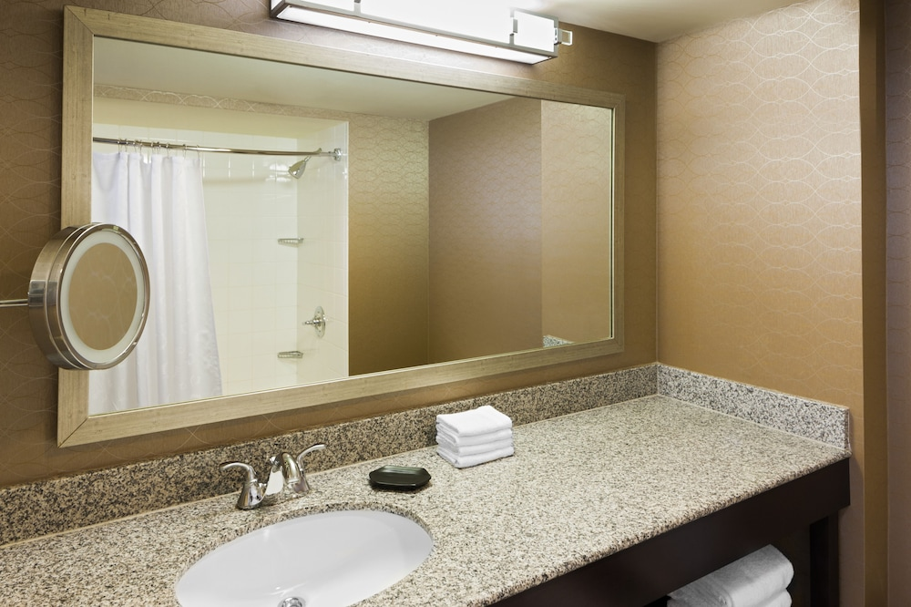 Bathroom, Sheraton Metairie - New Orleans Hotel