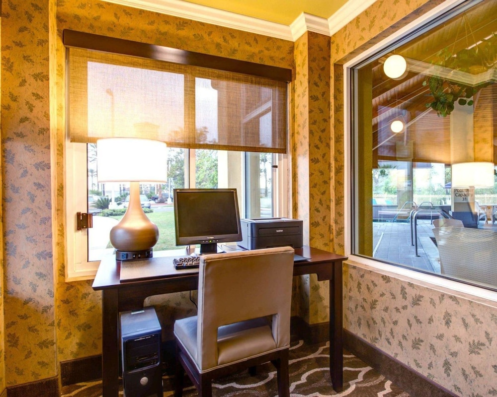 Business Center, Comfort Inn Fontana