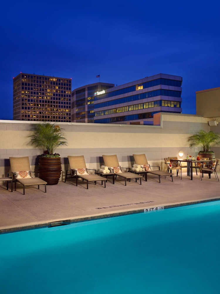Pool, Royal Sonesta Houston Galleria