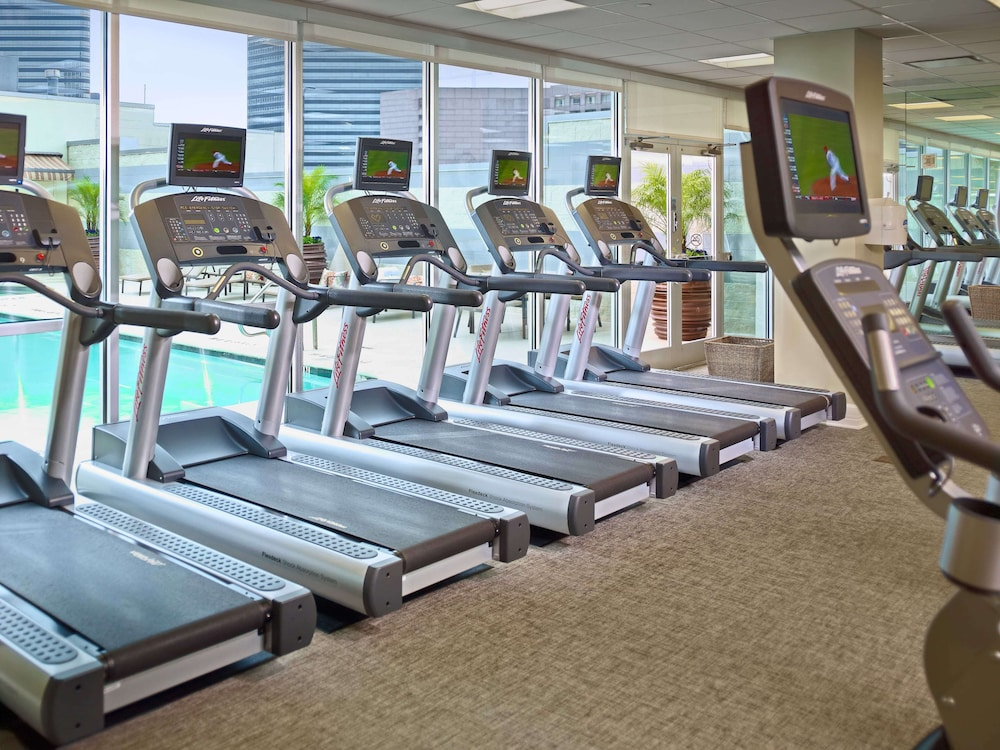 Fitness Facility, Royal Sonesta Houston Galleria