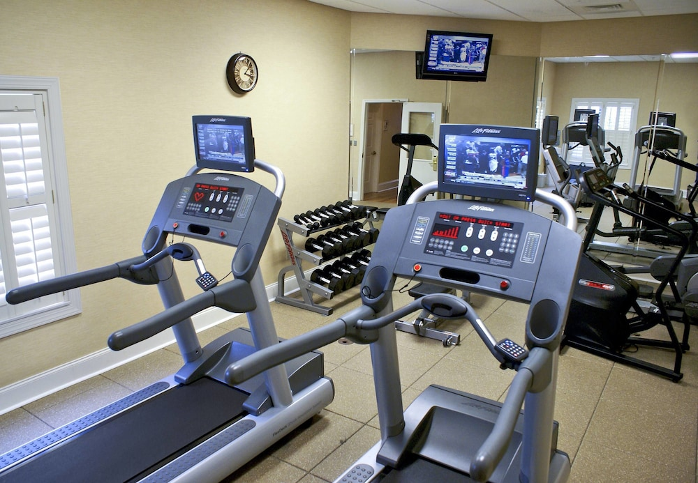 Fitness Facility, Residence Inn by Marriott Charleston Mount Pleasant