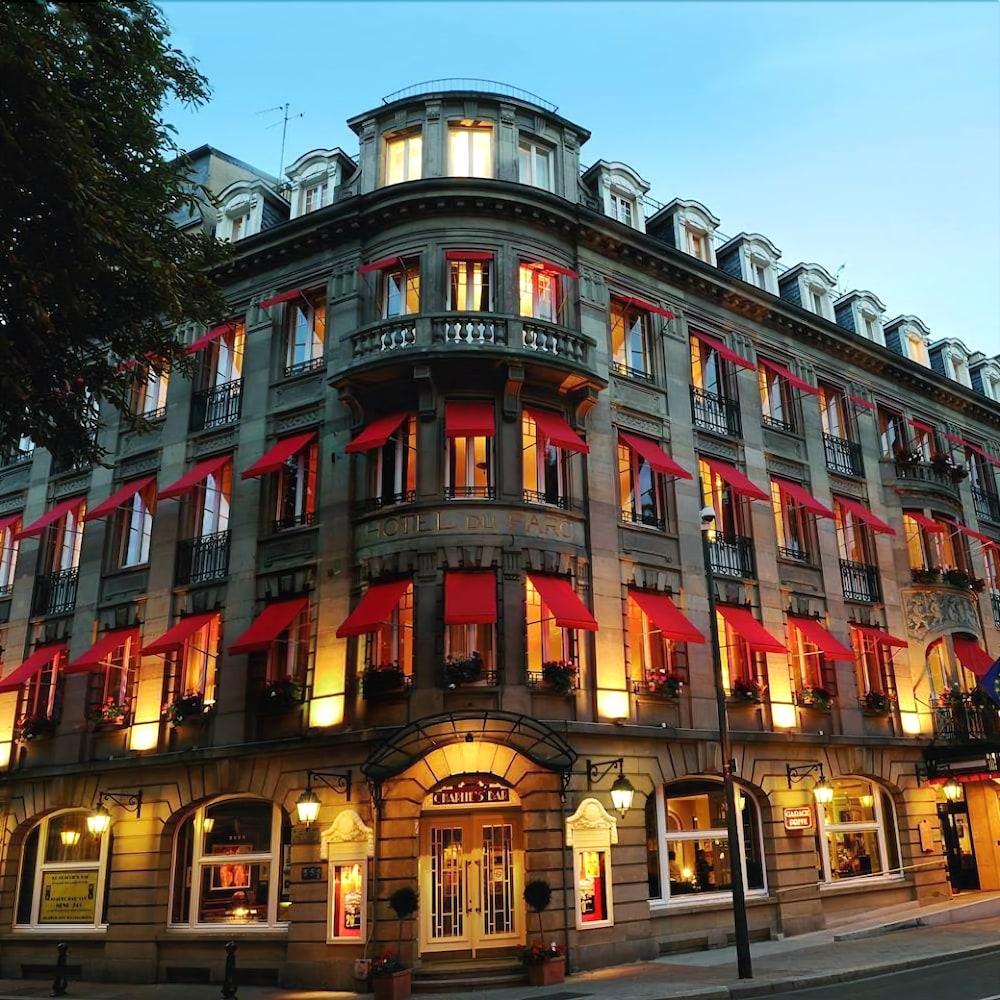 Hotel du parc centre ville deals reviews mulhouse for Hotel du parc