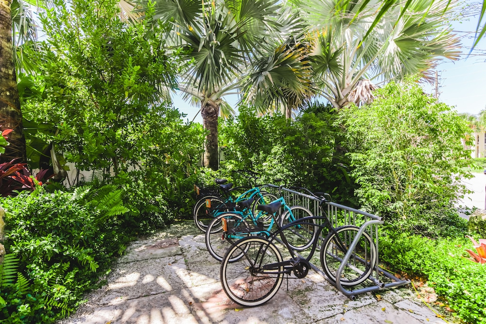 Bicycling, Tropical Breeze Resort