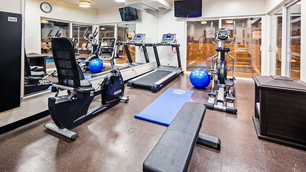 Fitness Facility, Best Western King George Inn & Suites