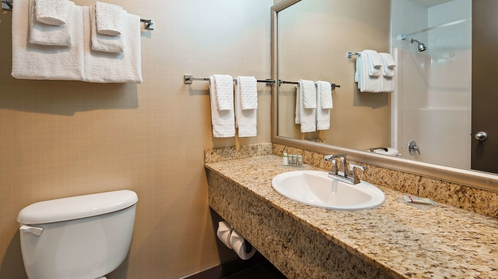 Bathroom, Best Western King George Inn & Suites